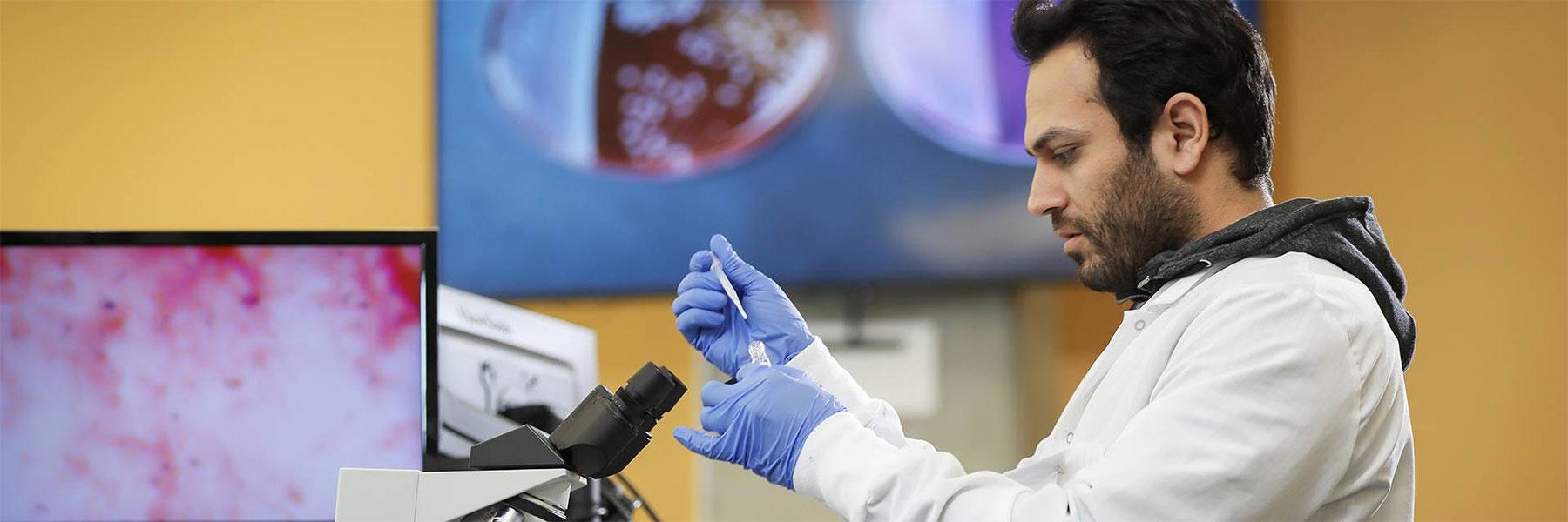 B.Sc. In Medical Lab Technology