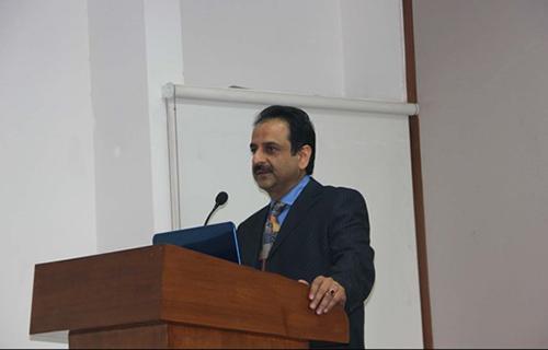 Platform lecture series by Gurmeet Singh