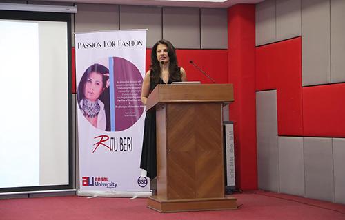 Platform Lecture Series by Ms. Ritu Beri